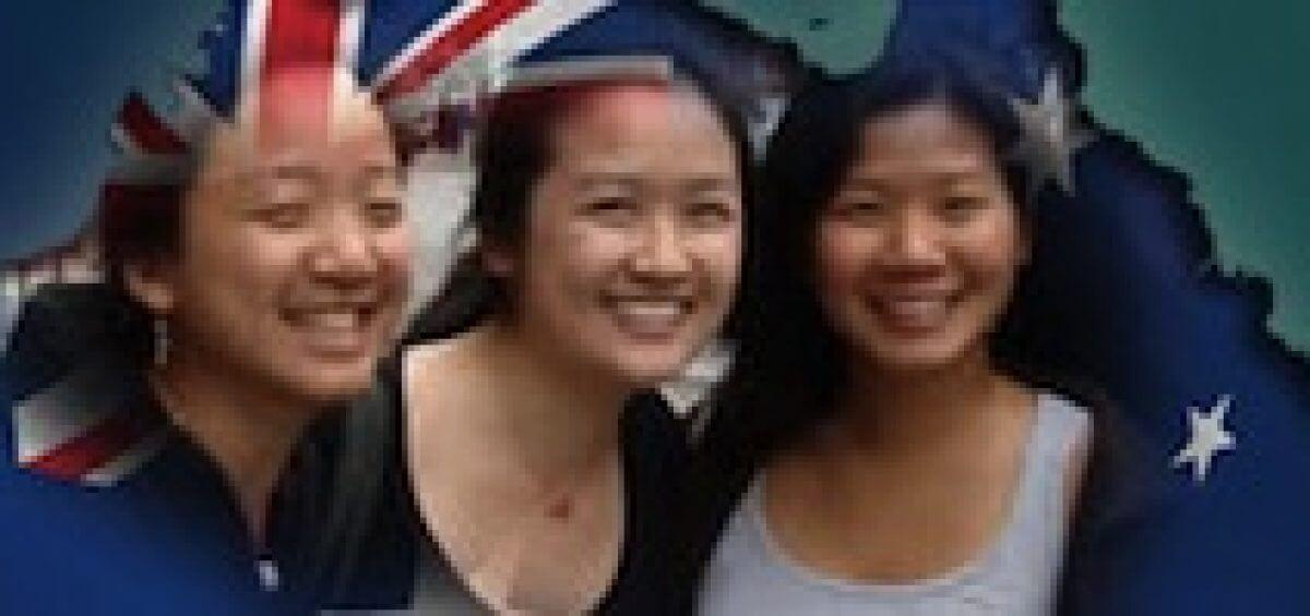 chinese immigrants to australia