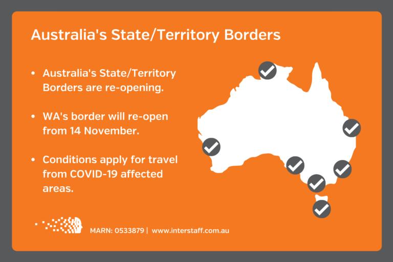 state border restrictions australia