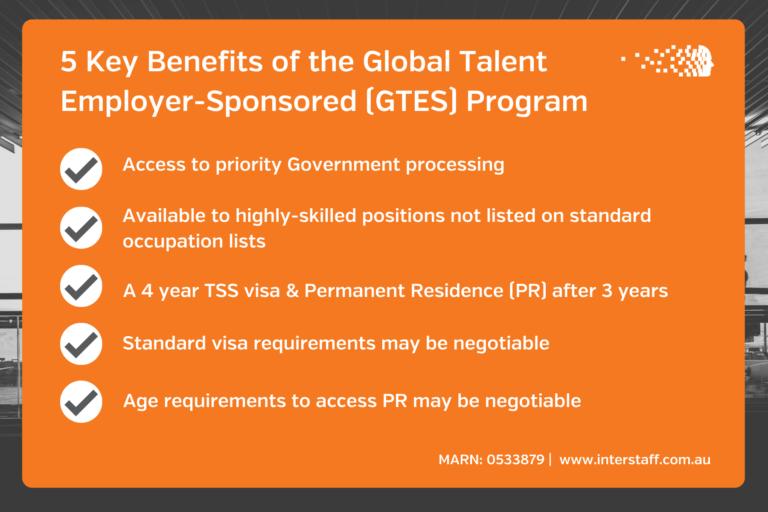 global talent program