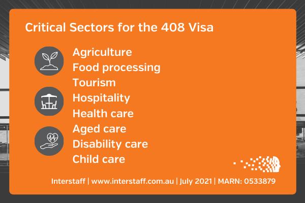 408 visa changing employers